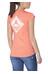 Edelrid Highball t-shirt oranje